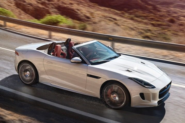 Jaguar F-Type: potencia seductora