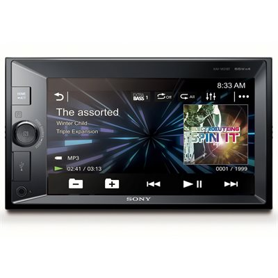 Foto de Sony Receptor multimedia digital con USB 1wire / Pandora a través de BT