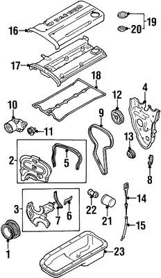 Repuestos para Daewoo Lanos 1999
