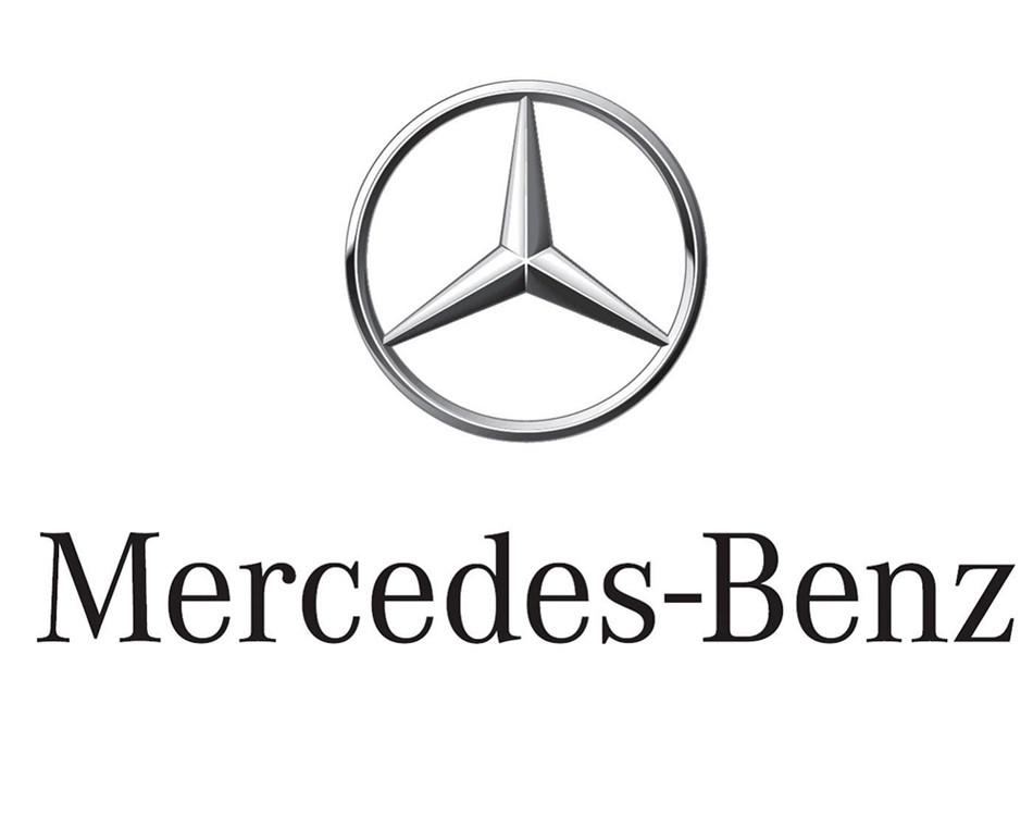 Imagen de Emblema de la rejilla / parrilla para Mercedes-Benz 190E 1984 Marca MERCEDES OEM Número de Parte 2018800088