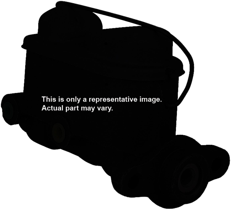Imagen de Cilindro Maestro de Freno para GMC C5000 1980 Marca CARDONE Remanufacturado Número de Parte 10-36289
