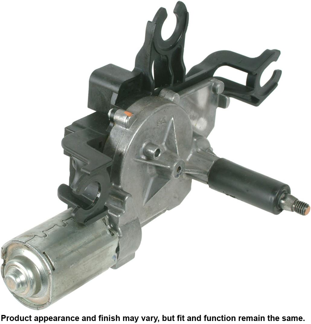 Imagen de Motor de Limpiaparabrisas para Ford Freestyle 2005 2006 2007 Marca CARDONE Número de Parte 40-2061 Remanufacturado