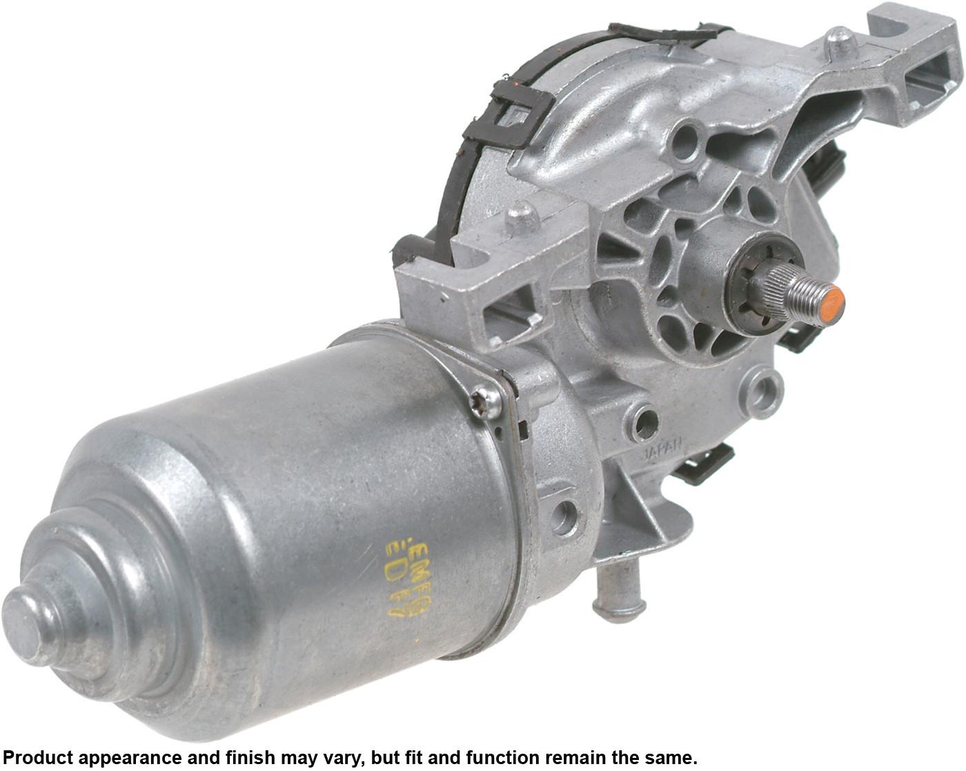 Imagen de Motor de Limpiaparabrisas para Hummer H3 2006 2007 Marca CARDONE Remanufacturado Número de Parte 40-3033