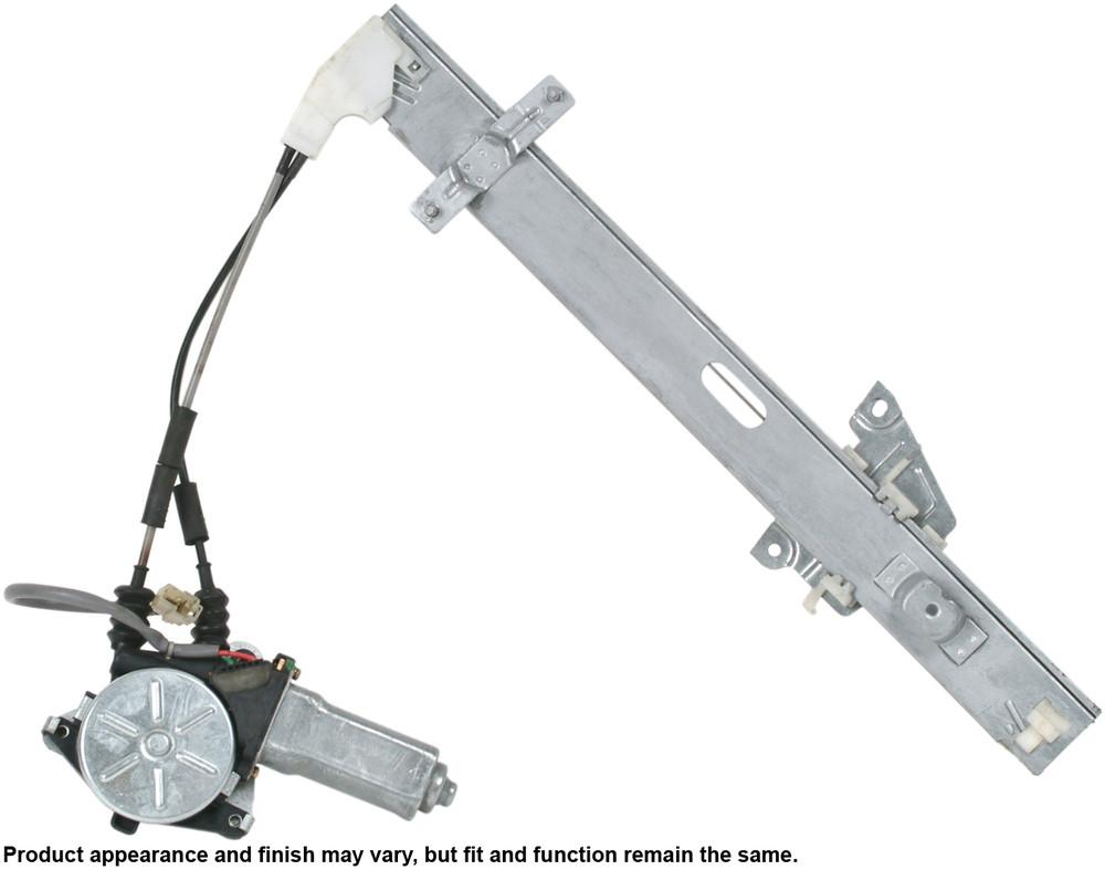 Imagen de Motor y Regulador de Vidrio Automatico para Ford Escort 1998 1999 2000 Marca CARDONE Remanufacturado Número de Parte 42-3051R