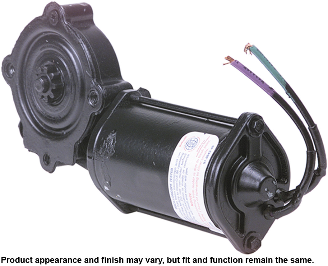 Imagen de Motor de Ventana eléctrica para Dodge D150 1989 Marca CARDONE Remanufacturado Número de Parte 42-404