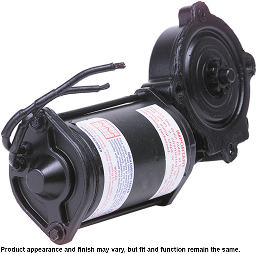 Imagen de Motor de Ventana eléctrica para Dodge D150 1989 Marca CARDONE Remanufacturado Número de Parte 42-405