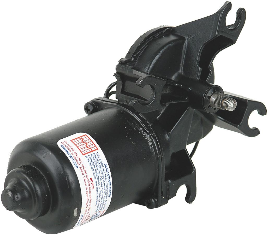 Imagen de Motor de Limpiaparabrisas para Kia Sephia 1998 1999 Marca CARDONE Remanufacturado Número de Parte 43-4450