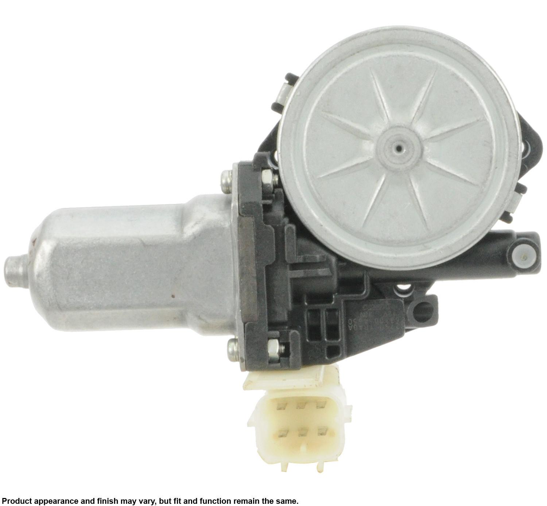 Imagen de Motor de Ventana eléctrica para Nissan Murano 2009 2010 Infiniti EX35 2012 Marca CARDONE Remanufacturado Número de Parte 47-13127