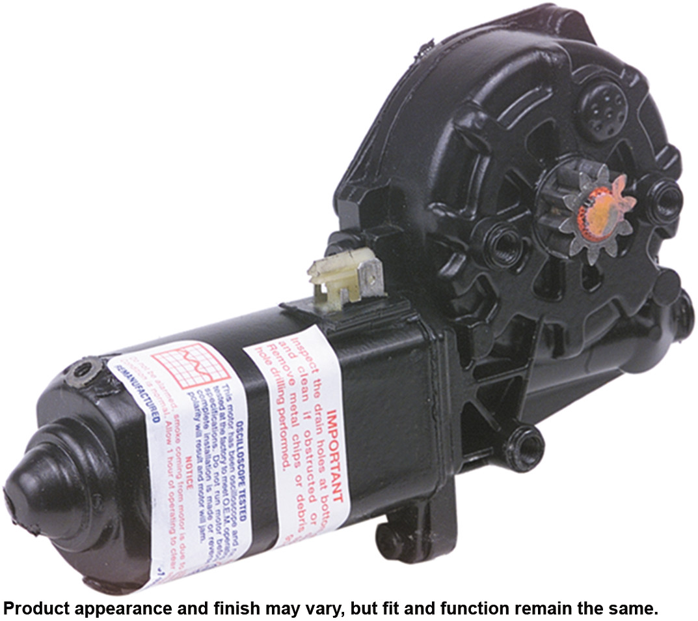Imagen de Motor de Ventana eléctrica para Porsche 928 1987 Marca CARDONE Remanufacturado Número de Parte 47-2901