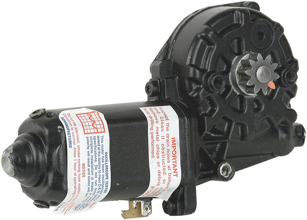 Imagen de Motor de Ventana eléctrica para Porsche 944 1984 Marca CARDONE Remanufacturado Número de Parte 47-3301