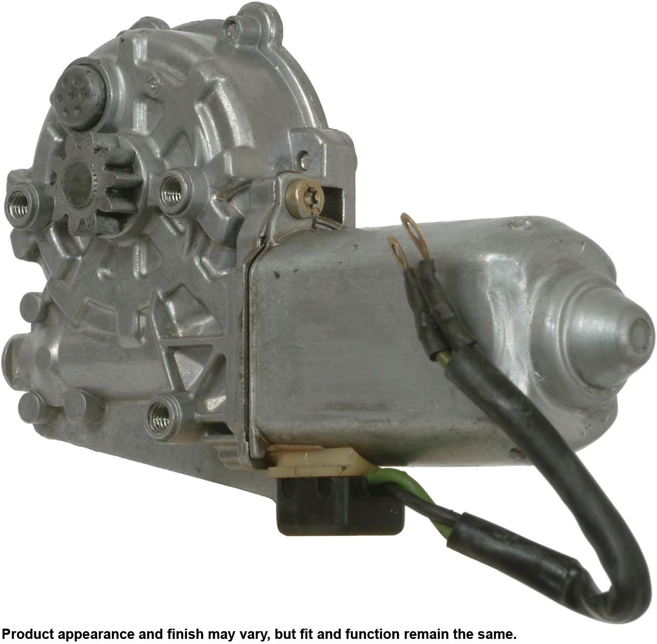 Imagen de Motor de Ventana eléctrica para Mercedes-Benz 190E 1986 1989 Marca CARDONE Remanufacturado Número de Parte 47-34001