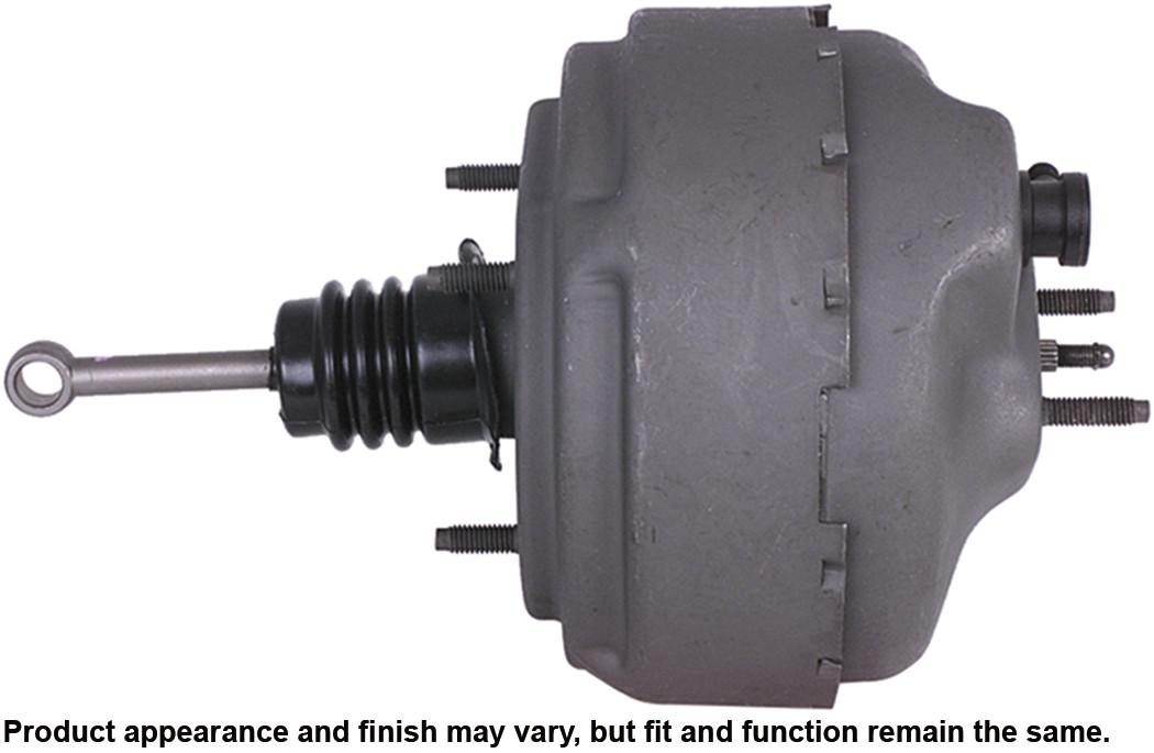 Imagen de Reforzador de Frenos Vacío sin Cilindro Maestro Remanufacturado para Dodge D100 1978 Marca CARDONE Número de Parte 54-73122