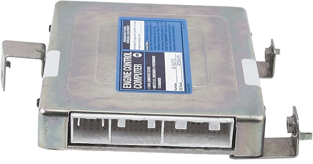 Imagen de Módulo de Control del Motor ECU / ECM / PCM para Hyundai Excel 1993 Mitsubishi Precis 1993 Marca CARDONE Remanufacturado Número de Parte 72-6011