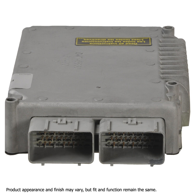 Imagen de Computadora del Motor para Dodge Grand Caravan 1998 Marca CARDONE Número de Parte 79-7250V Remanufacturado