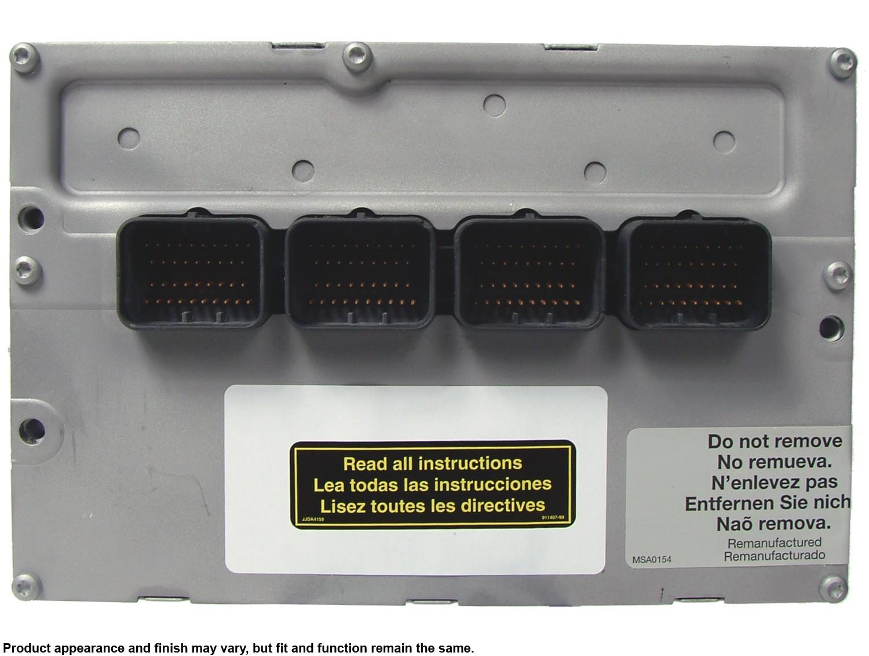 Imagen de Computadora del Motor para Chrysler Pacifica 2006 Marca CARDONE Número de Parte 79-7542V Remanufacturado