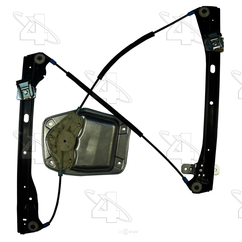 Imagen de Regulador de Vidrio Automatico para Volkswagen Rabbit 2007 Volkswagen Jetta 2007 2008 Marca ACI/MAXAIR Número de Parte 384844