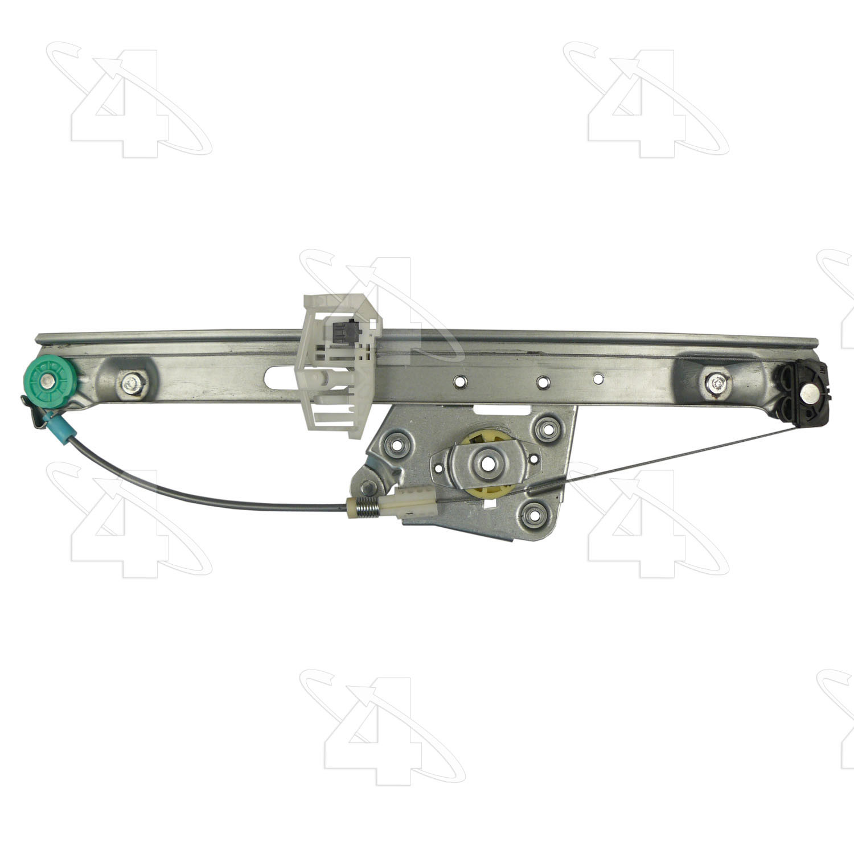 Imagen de Regulador de Vidrio Automatico para BMW 335d 2009 Marca ACI/MAXAIR Número de Parte 384886