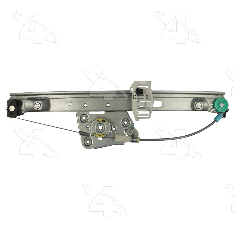 Imagen de Regulador de Vidrio Automatico para BMW 335d 2009 Marca ACI/MAXAIR Número de Parte 384887