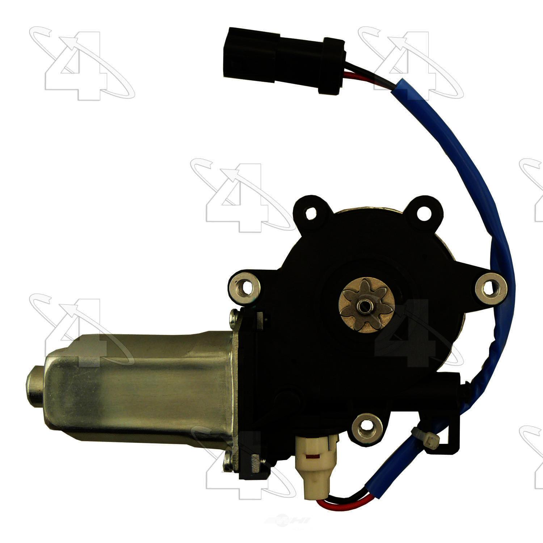 Imagen de Motor de Ventana eléctrica para Subaru B9 Tribeca 2006 Marca ACI/MAXAIR Número de Parte 389022