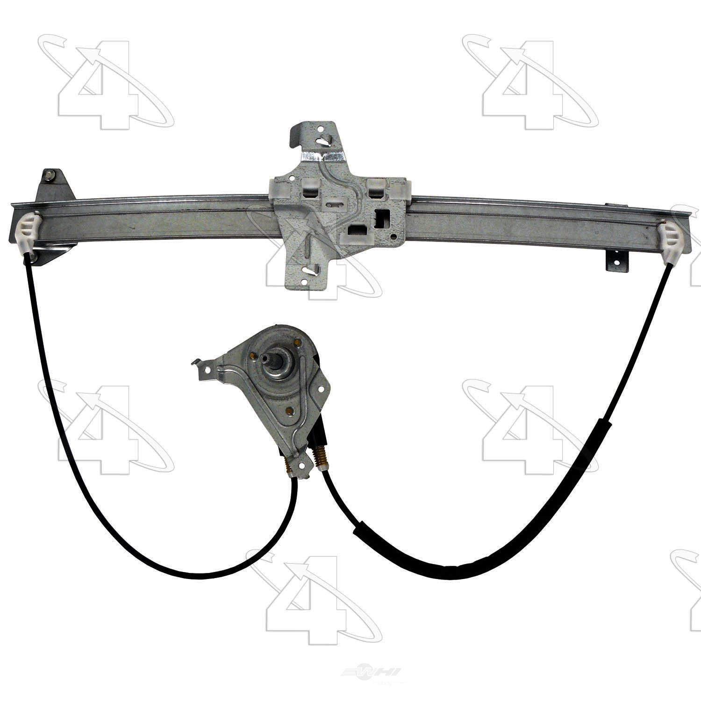 Imagen de Regulador de Vidrio Automatico para Ford E-150 Econoline 1997 Marca ACI/MAXAIR Número de Parte 81942