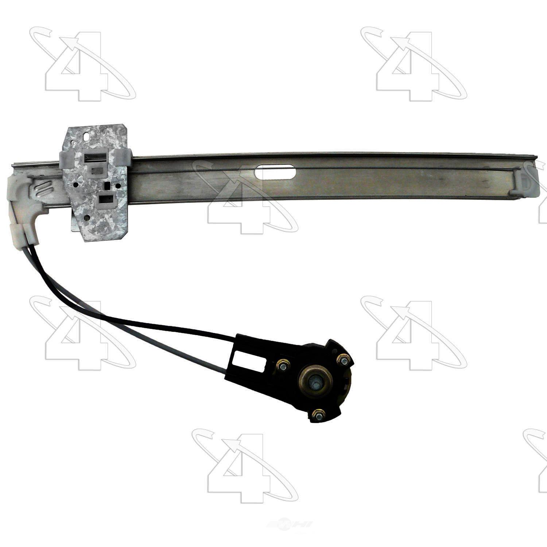 Imagen de Regulador de Vidrio Automatico para Mazda B2600 1990 Marca ACI/MAXAIR Número de Parte 81985