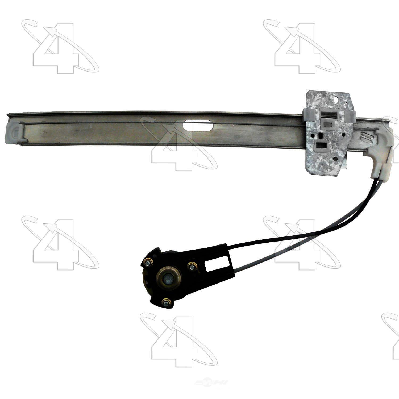 Imagen de Regulador de Vidrio Automatico para Mazda B2600 1990 Marca ACI/MAXAIR Número de Parte 81986