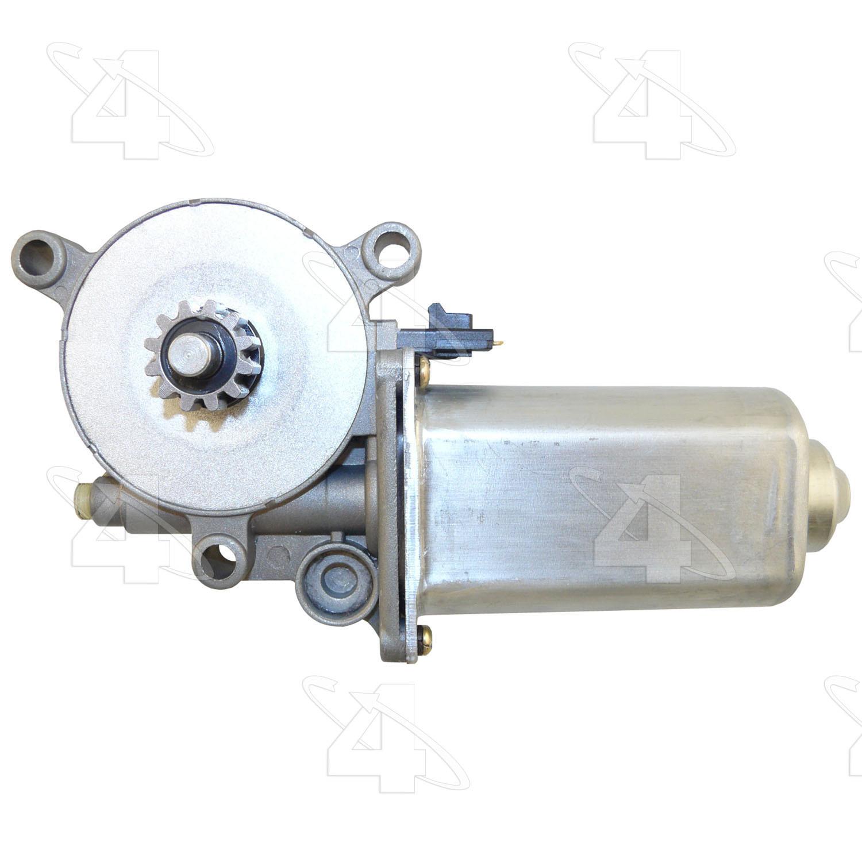 Imagen de Motor de Vidrio Eléctrico para Chevrolet Beretta 1990 Marca ACI/MAXAIR Número de Parte 82296