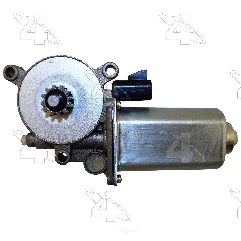 Imagen de Motor de Vidrio Eléctrico para Chevrolet Impala 2000 Marca ACI/MAXAIR Número de Parte 82666