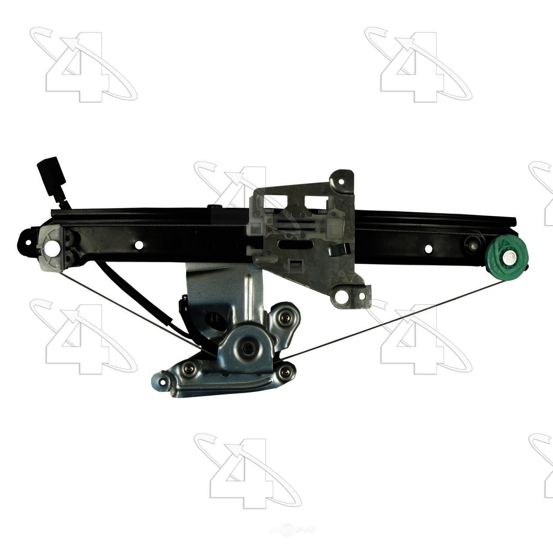 Imagen de Motor y Regulador de Vidrio Automatico para Volvo S80 2001 Volvo XC70 2003 Marca ACI/MAXAIR Número de Parte 88808