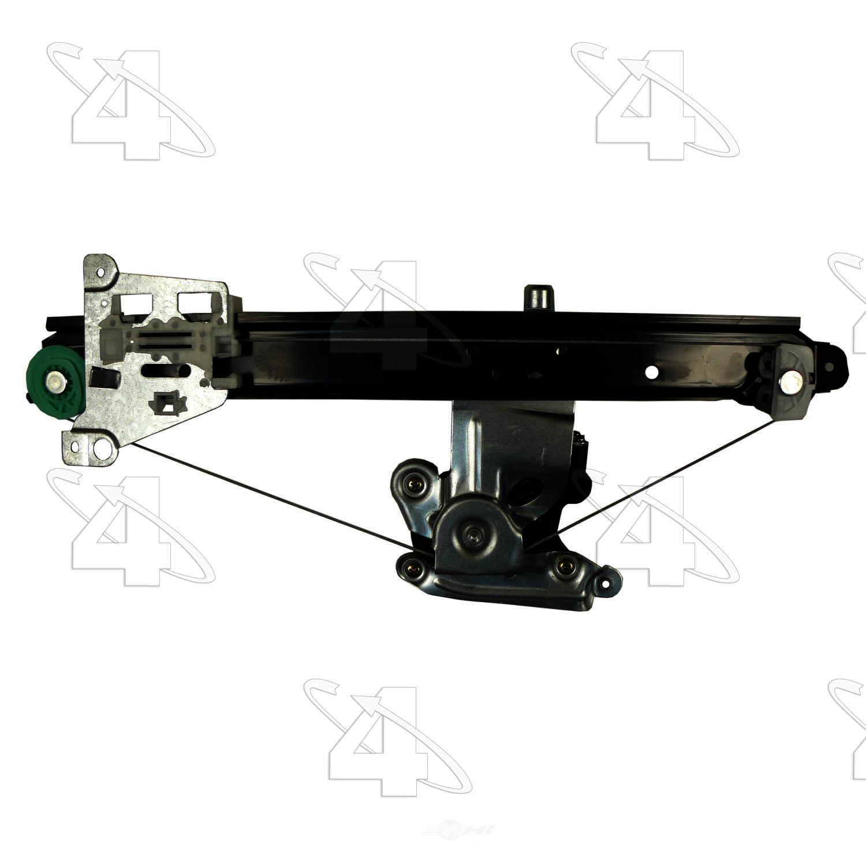 Imagen de Motor y Regulador de Vidrio Automatico para Volvo S80 2001 Volvo XC70 2003 Marca ACI/MAXAIR Número de Parte 88809