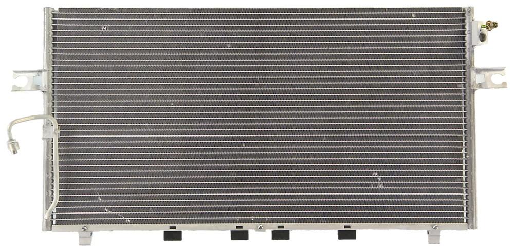 Imagen de Condensador de Aire Acondicionado para Nissan Maxima 2001 Infiniti I30 2001 Marca APDI Número de Parte 7013036