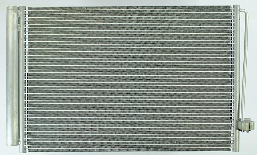 Imagen de Condensador de Aire Acondicionado para BMW 530xi 2007 Marca APDI Número de Parte 7013105