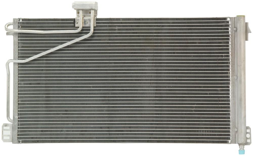 Imagen de Condensador de Aire Acondicionado para Mercedes-Benz C240 2004 2005 Marca APDI Número de Parte 7013268