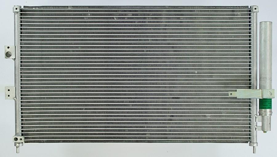 Imagen de Condensador de Aire Acondicionado para Honda Civic 2007 Marca APDI Número de Parte 7013525