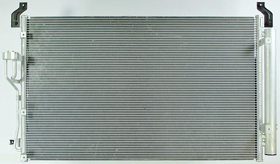 Imagen de Condensador de Aire Acondicionado para Hyundai Veracruz 2008 2010 Marca APDI Número de Parte 7013630