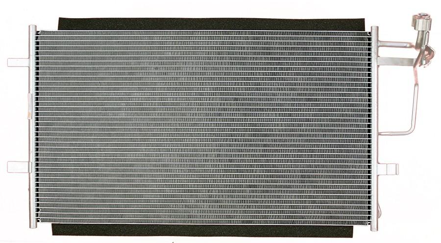 Imagen de Condensador de Aire Acondicionado para Mazda 3 Sport 2013 Marca APDI Número de Parte 7013867