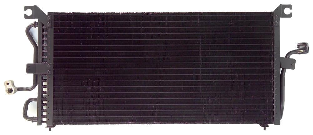 Imagen de Condensador de Aire Acondicionado para Mitsubishi Expo LRV 1994 Marca APDI Número de Parte 7014651