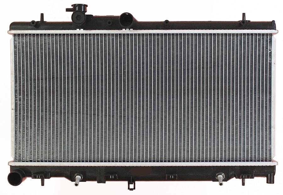Imagen de Radiador para Subaru Legacy 2000 2002 Subaru Outback 2004 Marca APDI Número de Parte 8012331