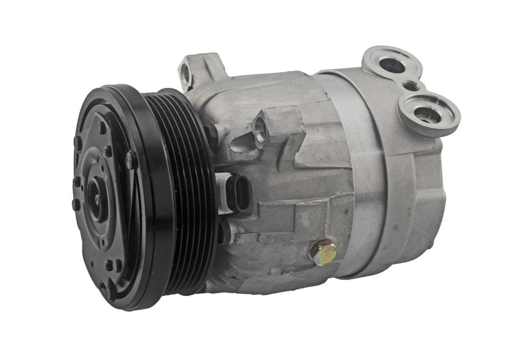 Imagen de Compresor Aire Acondicionado para Daewoo Nubira 2000 2001 2002 Marca AUTO 7 Número de Parte 701-0010R