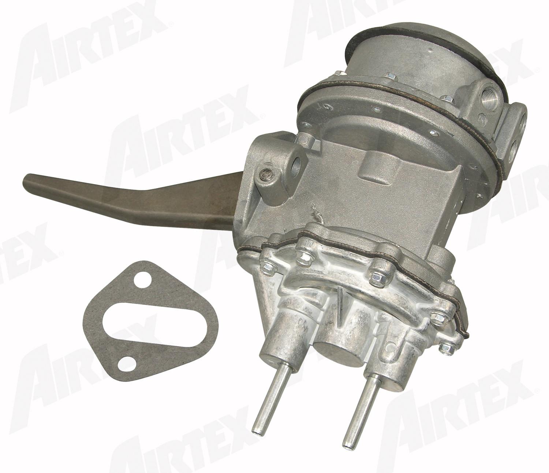 Imagen de Bomba de Combustible Mecánica para Ford Mercury Edsel Marca AIRTEX AUTOMOTIVE DIVISION Número de Parte 3461