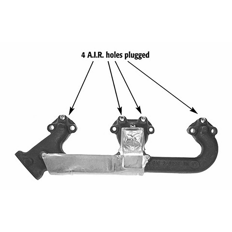 Imagen de Múltiple de Escape para Buick Skylark 1977 Marca ATP Número de Parte 101084