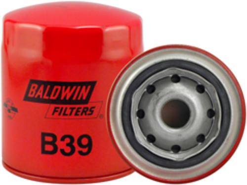 Imagen de Filtro de aceite del Motor para Jeep Grand Wagoneer 1985 Cadillac DeVille 1974 Pontiac Phoenix 1977 Marca BALDWIN Número de Parte B39