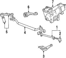 Imagen de Caja de Engranajes Original para BMW 530i 1994 1995 BMW 540i 1994 1995 Marca BMW Remanufacturado Número de Parte 32131139681