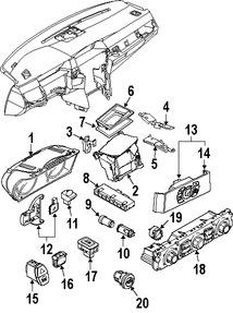 Imagen de Panel de Instrumentos Original para BMW 550i 2008 2009 2010 2007 Marca BMW Número de Parte 62109194883