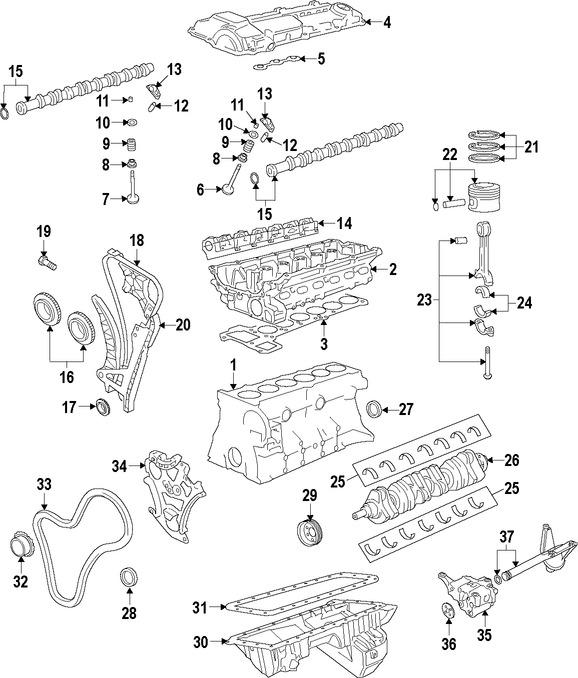 Bmw 335i Motor