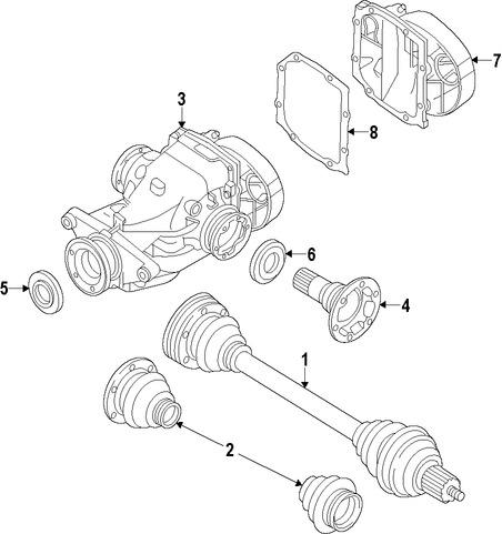 Imagen de Motor de Vidrio Eléctrico Original para BMW X5 2015 2016 2017 Marca BMW Número de Parte 33608627301