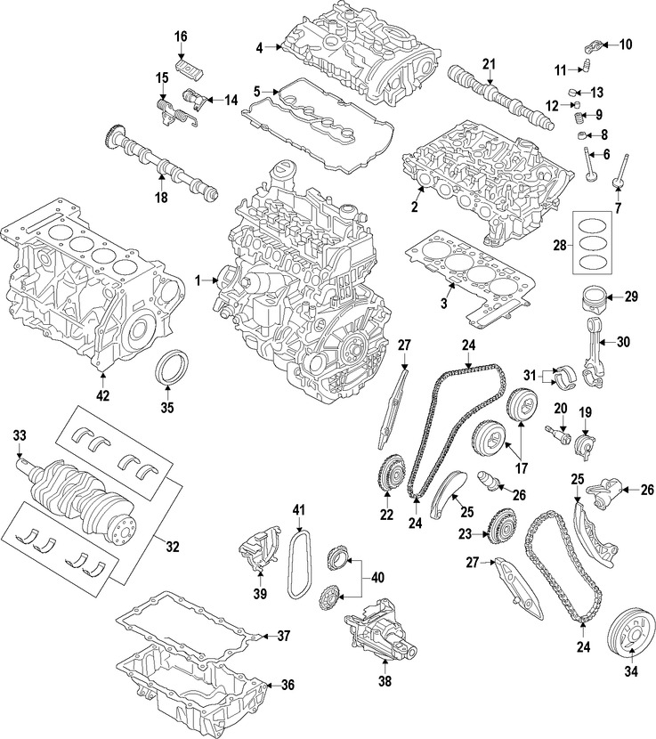 Imagen de Balancín Original para BMW Mini Cooper Marca BMW Número de Parte 11337559794