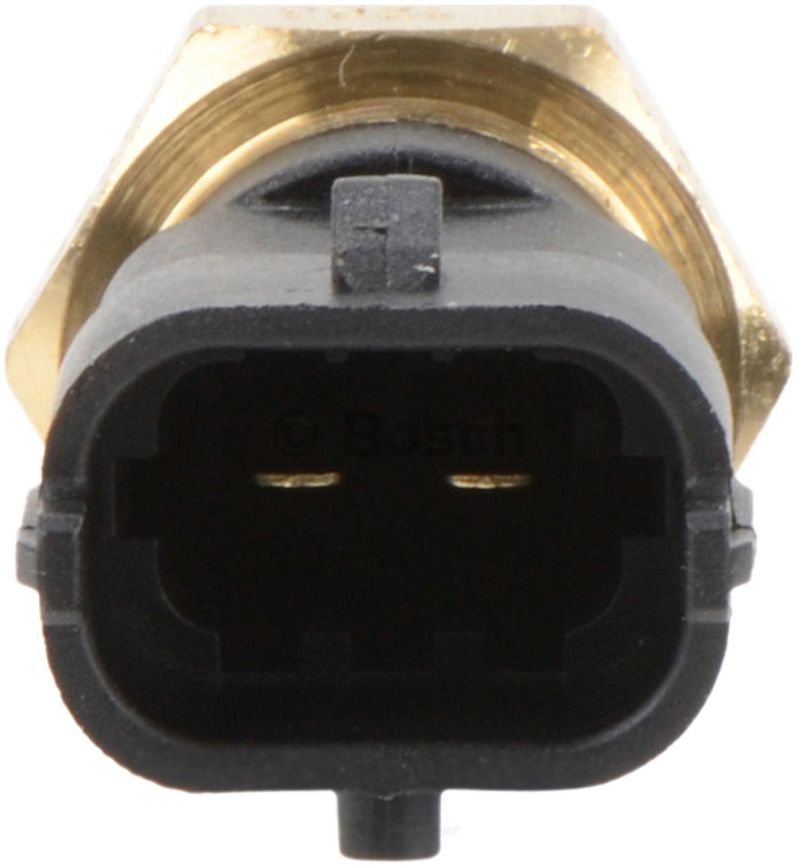 Imagen de Sensor de temperatura de Refrigerante del motor para Kia Sephia 1998 Kia Sportage 2001 Nissan Quest 1994 1995 Marca BOSCH Número de Parte #0280130063