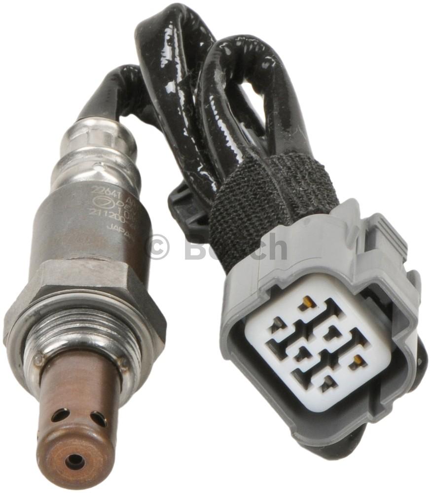 Imagen de Sensores de oxigeno para Subaru Legacy 2004 Subaru Outback 2004 Saab 9-2X 2005 Marca BOSCH Número de Parte 15586