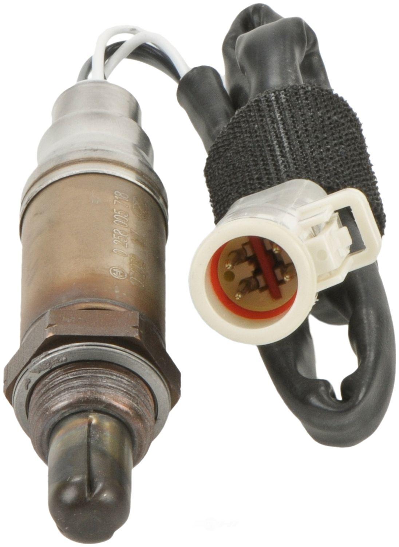 Imagen de Sensor de oxigeno OE para Mazda Ford Lincoln Mercury Jaguar Aston Martin Marca BOSCH Número de Parte #15718